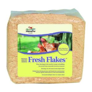 Fresh Flakes Poultry Bedding 12/cs