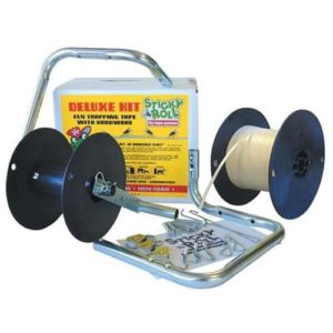 MR. STICKY DELUXE STICK ROLL SYSTEM W/1000' TAPE