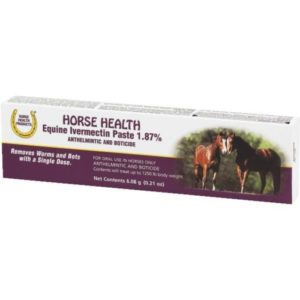 Horse Health Ivermectin Paste