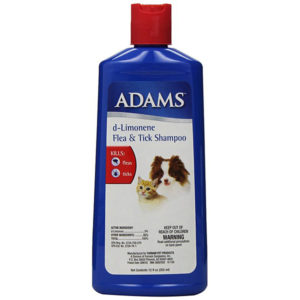 Adams d-Limonene Shampoo 12 oz.