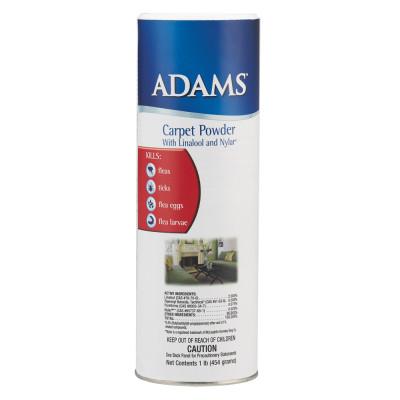 Adams Carpet Powder 16 oz.