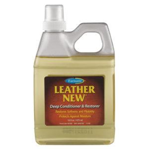 Leather New Deep Conditioner & Restorer 16 oz
