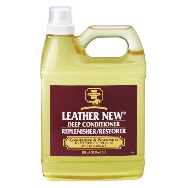 Leather New Deep Conditioner & Restorer 32 oz