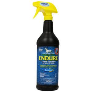 Endure Fly Spray For Horses w/sprayer 32 oz