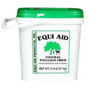 Equi Aid Natural Psyllium Pellets 5 lbs