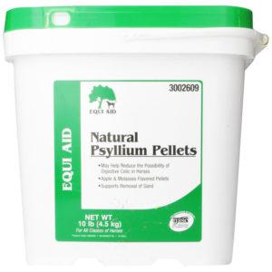 Equi Aid Natural Psyllium Pellets 10 lbs