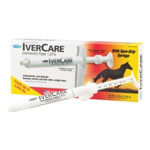 IverCare (ivermectin) Paste 187% 026 oz