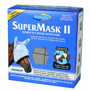 SuperMask II w/Ears Classic Assorted Arab