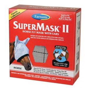 SuperMask II w/Ears Classic Assorted Horse