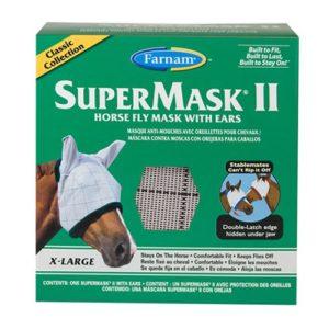 SuperMask II w/Ears Classic Assorted X-Lrg