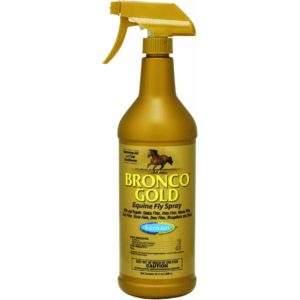 Bronco Gold Equine Fly Spray w/sprayer 32 oz