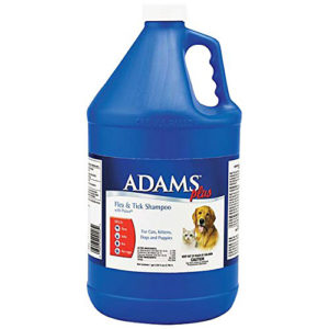 Adams Plus F&T Shampoo with Precor Gallon
