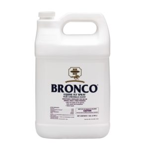 Bronco e Equine Fly Spray Refill 1 gal
