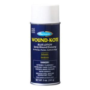 Wound-KoteBlue Lotion Spray Wound Dressing 5 oz