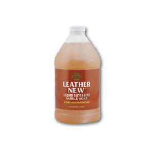 Leather New Glycerine Saddle Soap 64 oz