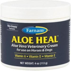 Aloe Heal Aloe Vera Veterinary Cream 4 oz