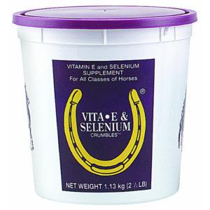 Vita E & Selenium Crumbles 2.5 lbs