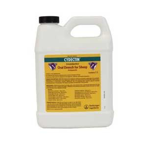 Cydectin 0.1% Sheep Drench 1 L