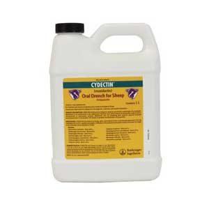 Cydectin 0.1% Sheep Drench 1 L