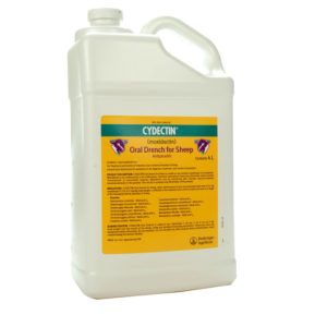Cydectin 0.1% Sheep Drench 4 L