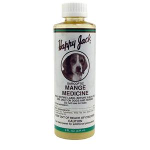Happy Jack Mange Medicine 8oz