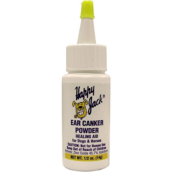 Happy Jack Ear Canker Powder .5oz