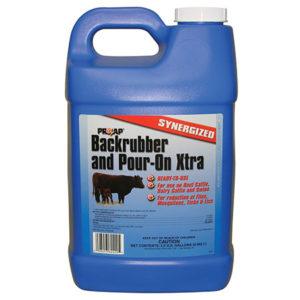 PROZAP BACKRUBBER XTRA 2 1/2 GAL