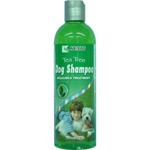 KENIC TEA TREE DOG SHAMPOO 17OZ  12/cs