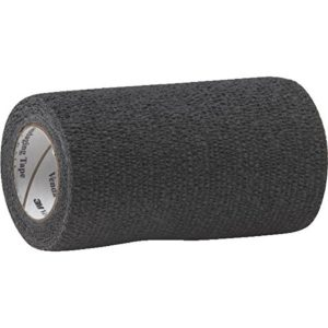 3M VETRAP 4 IN X 5 YD/ROLL  BLACK