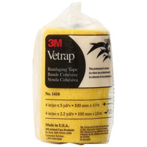 3M VETRAP 4 IN X 5 YD/ROLL GOLD