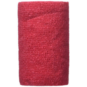 3M VETRAP 4 IN X 5 YD/ROLL RED