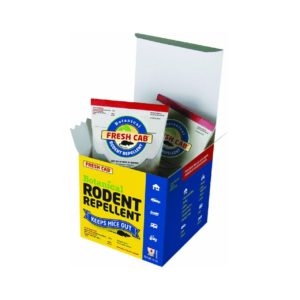 Fresh Cab Rodent Repellent 10oz box 12/cs