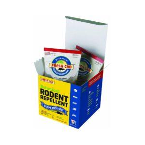 Fresh Cab Rodent Repellent 10oz box 12/cs