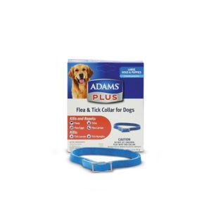 Adams Plus Flea &Tick Collar Large Dog