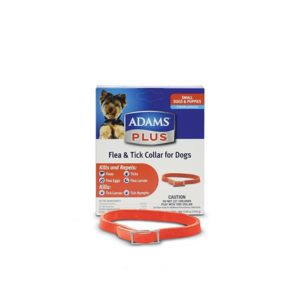 Adams Plus Flea &Tick Collar Small Dog