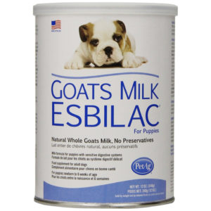 Goat's Milk Esbilac Powder 12oz 12/cs