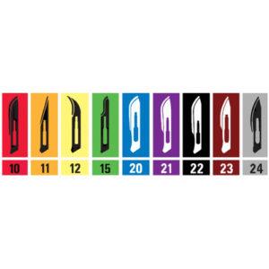 #022 Blade Refill Kit 10 blades/kit