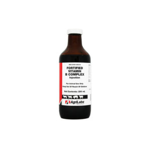Vitamin B Complex - Fortified 250mL vial