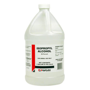 Isopropyl Alcohol 99% Gallon HAZARDOUS