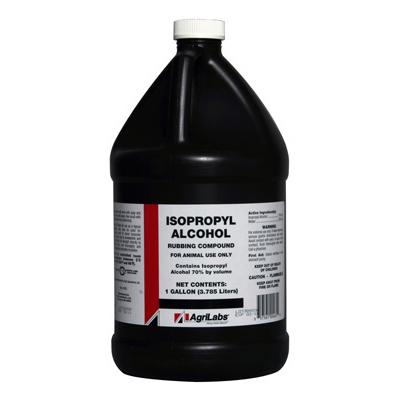 Isopropyl Alcohol 70% Gallon Hazardous