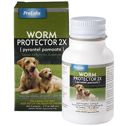Worm Protector 2X 2oz