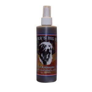 Spurr's Big Fix Pet Antiseptic  8oz  12/cs