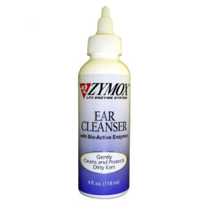 Zymox Ear Cleanser 4oz 12/cs
