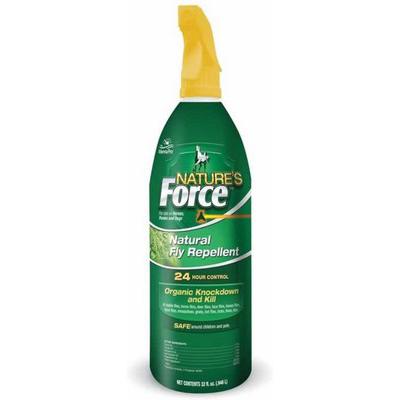 Manna Pro Fly Spray Natures Force QT 6/cs