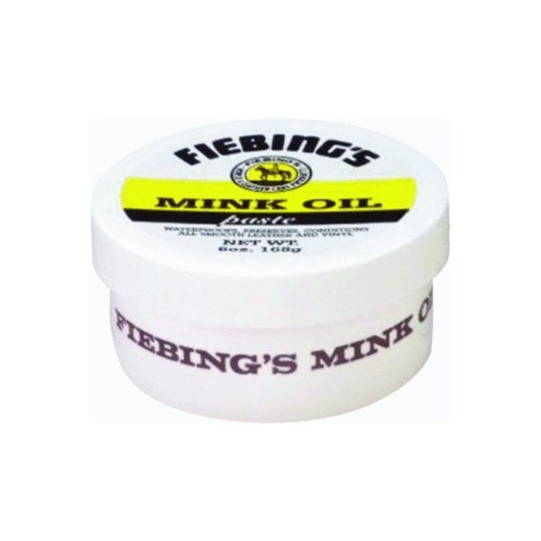 MINK OIL PASTE 6 OZ  12/CS