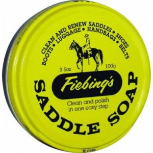 SADDLE SOAP PASTE 3 OZ TIN 12/CS