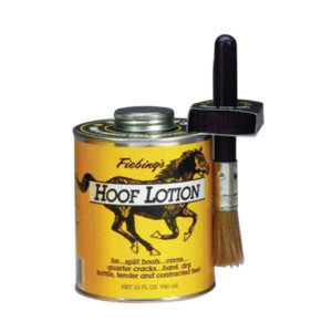 HOOF LOTION 32 OZ WITH APPLICATOR  6/cs