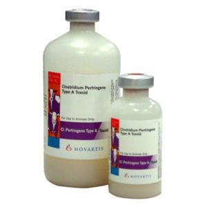 CLOSTRIDIUM PERFRINGENS TYPE A TOXOID 20 ML 10 DS