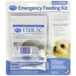 Esbilac Emergency Feeding Kit  12/cs