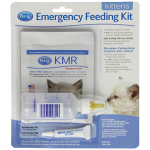 KMR Emergency Feeding Kit  12/cs